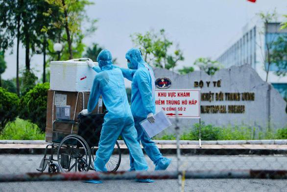 Chiều 5-5, Việt Nam thêm 26 ca COVID-19, 18 ca lây nhiễm trong cộng đồng - Ảnh 1.
