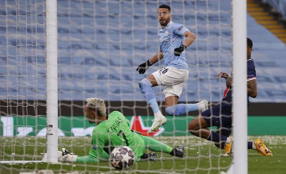 Hạ tiếp PSG, Man City lần đầu vào chung kết Champions League - Ảnh 1.