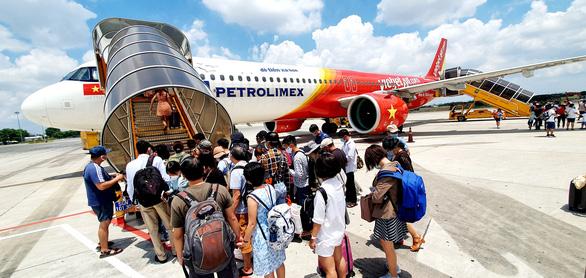 Vietjet báo lãi nhờ đầu tư dự án và dịch vụ hàng không - Ảnh 1.