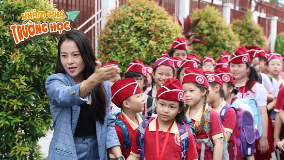 19h hôm nay 5-5, trường phổ thông đầu tiên lên sóng 'Khám phá trường học' 2021 - Ảnh 3.