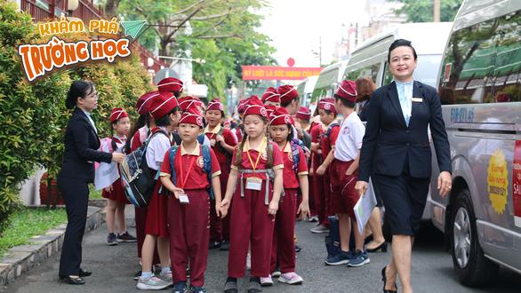 19h hôm nay 5-5, trường phổ thông đầu tiên lên sóng 'Khám phá trường học' 2021 - Ảnh 1.