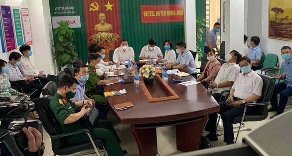 Phong tỏa Bệnh viện nhiệt đới Trung ương cơ sở Đông Anh - Ảnh 1.