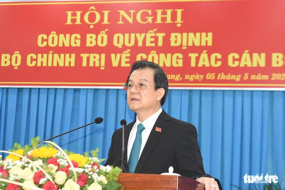 Phó chánh án TAND tối cao làm bí thư Tỉnh ủy An Giang - Ảnh 4.