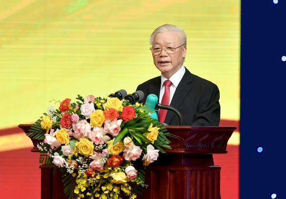 Tổng bí thư Nguyễn Phú Trọng: Ngành ngân hàng phải là huyết mạch của nền kinh tế - Ảnh 2.
