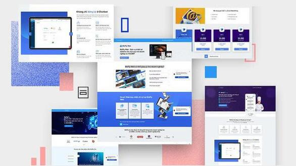 Landing Page - địa điểm chốt sale hiệu quả cho doanh nghiệp - Ảnh 1.
