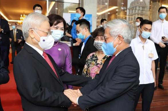 Tổng bí thư Nguyễn Phú Trọng: Ngành ngân hàng phải là huyết mạch của nền kinh tế - Ảnh 1.