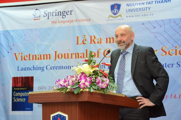 Tạp chí khoa học thứ 6 của Việt Nam được SCOPUS chấp nhận dữ liệu - Ảnh 1.