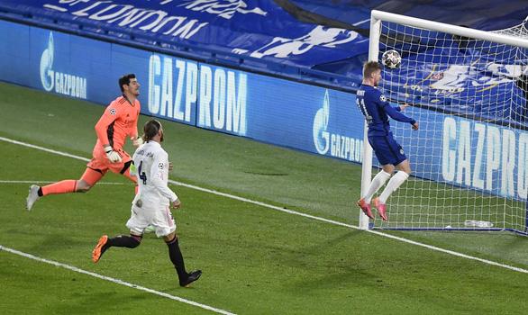 Real bị khuất phục, Chelsea vào chung kết Champions League - Ảnh 1.