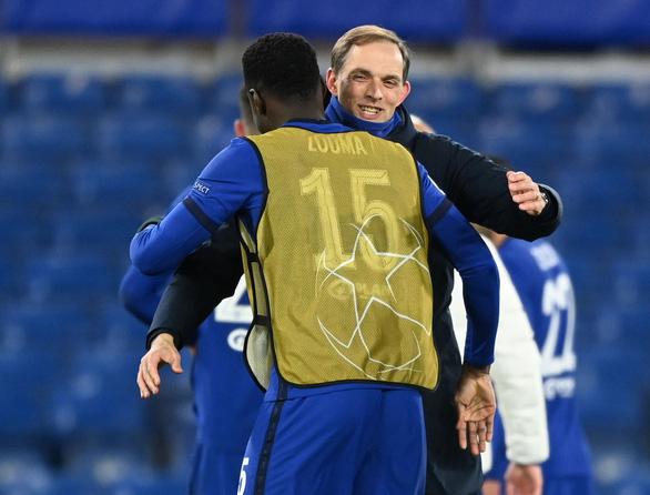HLV Tuchel đi vào lịch sử Champions League cùng Chelsea - Ảnh 1.