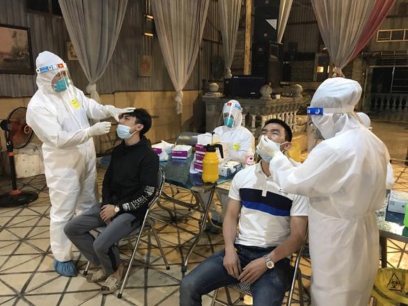 9 ca mắc COVID-19 mới ở Bắc Ninh liên quan Bệnh viện Bệnh nhiệt đới trung ương - Ảnh 1.
