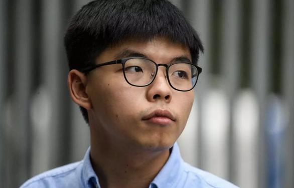 Đang ở tù, Hoàng Chi Phong nhận thêm 10 tháng tù - Ảnh 1.