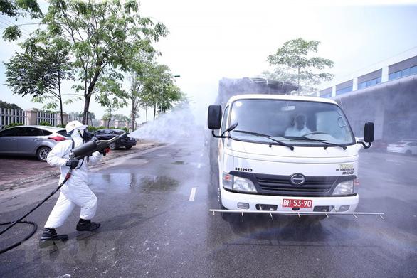 Tối 6-5, có 56 ca ghi nhận trong nước, nguy cơ lây lan ở Hà Nội rất cao - Ảnh 2.