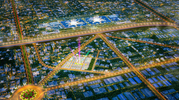 Định hướng lên thành phố, bất động sản Long Thành tiếp tục chuyển động mạnh - Ảnh 2.