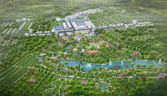 Phát triển dự án Đại đô thị sinh thái toàn diện Felicia City - Ảnh 1.