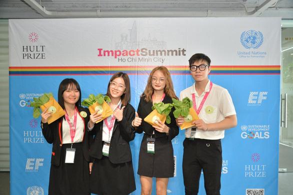 Sinh viên SIU và hành trình lọt vào vòng bán kết Hult Prize Đông Nam Á - Ảnh 1.