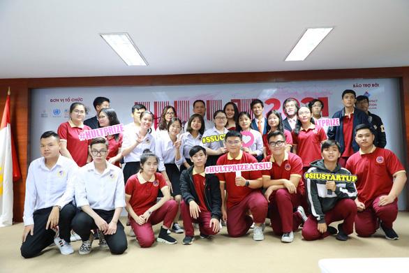 Sinh viên SIU và hành trình lọt vào vòng bán kết Hult Prize Đông Nam Á - Ảnh 2.