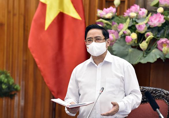 Thủ tướng Phạm Minh Chính: Ngành giáo dục phải học thật, thi thật, nhân tài thật - Ảnh 1.