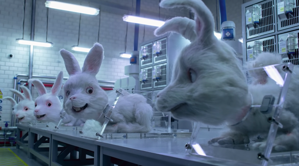 Phim Save Ralph có HHen Niê tham gia lên án việc thí nghiệm trên động vật - Ảnh 1.