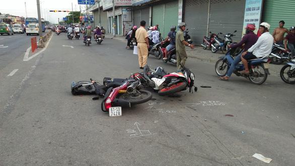 TP.HCM đề xuất xử phạt giao thông từ hình ảnh do người dân cung cấp - Ảnh 1.