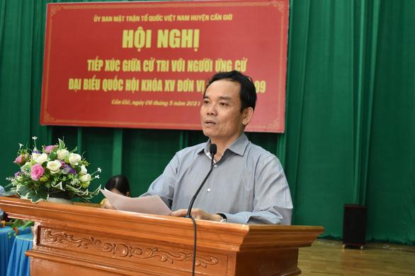 Bí thư Hải Phòng Trần Lưu Quang: Dù ở đâu tôi cũng muốn giúp cho TP.HCM phát triển - Ảnh 2.