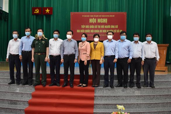 Bí thư Hải Phòng Trần Lưu Quang: Dù ở đâu tôi cũng muốn giúp cho TP.HCM phát triển - Ảnh 1.