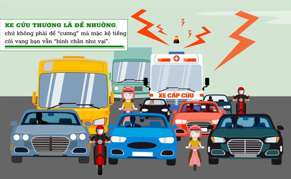 Những hành vi kém văn minh giao thông cần sớm bị xóa sổ - Ảnh 4.