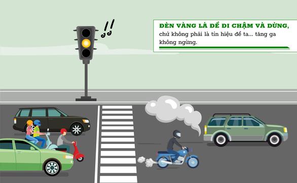 Những hành vi kém văn minh giao thông cần sớm bị xóa sổ - Ảnh 6.