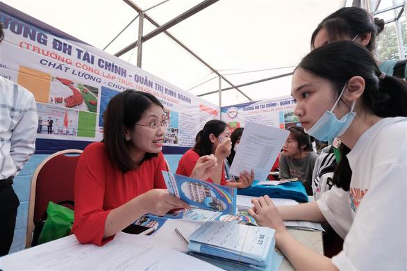 ĐH Bách khoa Hà Nội áp dụng phỏng vấn trực tuyến cho phương thức xét tuyển tài năng - Ảnh 1.