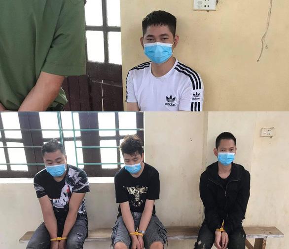 Phát hiện thêm 4 người Trung Quốc nhập cảnh trái phép ở Vĩnh Phúc - Ảnh 1.