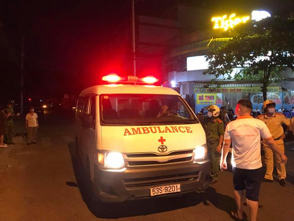 Cháy lớn nhà dân ở quận 11 - TP.HCM, 8 người chết - Ảnh 14.