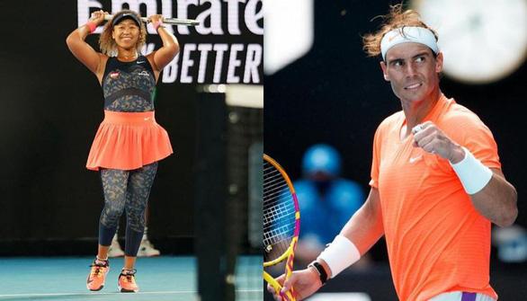 Naomi Osaka và Rafael Nadal đoạt giải Oscar thể thao - Ảnh 1.