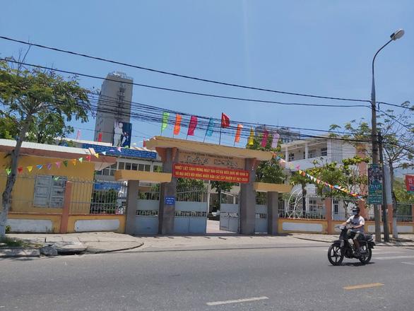 Dịch bệnh phức tạp, học sinh tại Đà Nẵng chưa kiểm tra cuối kỳ 2 vào ngày 10-5 - Ảnh 1.