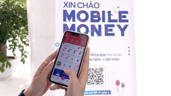 Người dùng mong sớm trải nghiệm Mobile-Money - Ảnh 1.