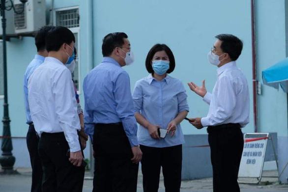 10 ca dương tính tại Bệnh viện K, chủ tịch Hà Nội yêu cầu cách ly cả 3 cơ sở của bệnh viện - Ảnh 5.