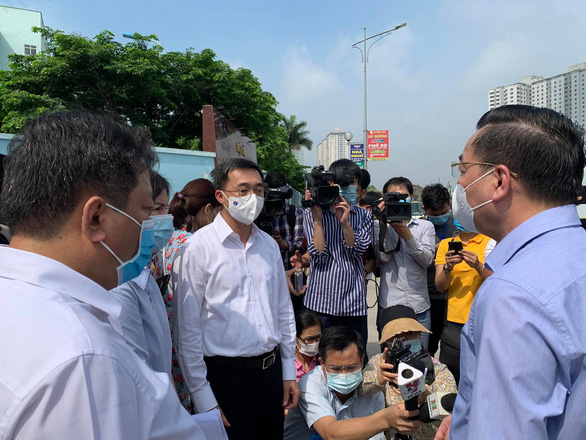 10 ca dương tính tại Bệnh viện K, chủ tịch Hà Nội yêu cầu cách ly cả 3 cơ sở của bệnh viện - Ảnh 6.