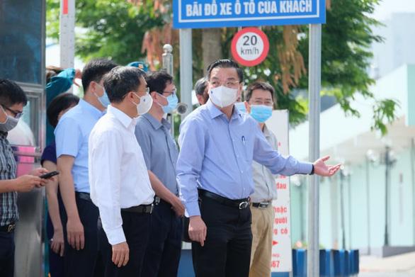 10 ca dương tính tại Bệnh viện K, chủ tịch Hà Nội yêu cầu cách ly cả 3 cơ sở của bệnh viện - Ảnh 2.