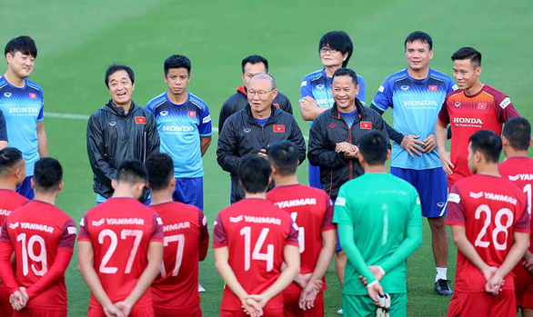 Bóng đá Việt Nam: Dồn sức cho đấu trường World Cup - Ảnh 1.