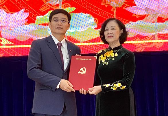 Ông Nguyễn Đình Trung làm bí thư Tỉnh ủy Đắk Lắk - Ảnh 1.