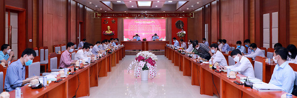 Trưởng Ban Nội chính Trung ương: khẩn trương xử lý các sai phạm tại Khánh Hòa trước 30-6 - Ảnh 1.