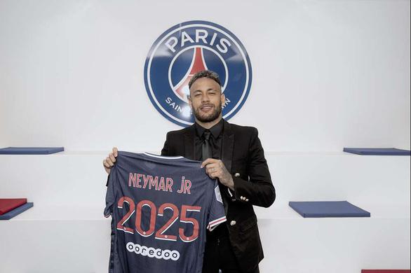 Gia hạn hợp đồng với PSG, Neymar tuyên bố sẽ vô địch Champions League - Ảnh 1.