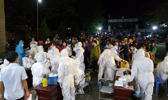 Bắc Ninh thông báo khẩn tìm người đến 26 địa điểm liên quan 17 ca mắc COVID-19 - Ảnh 1.