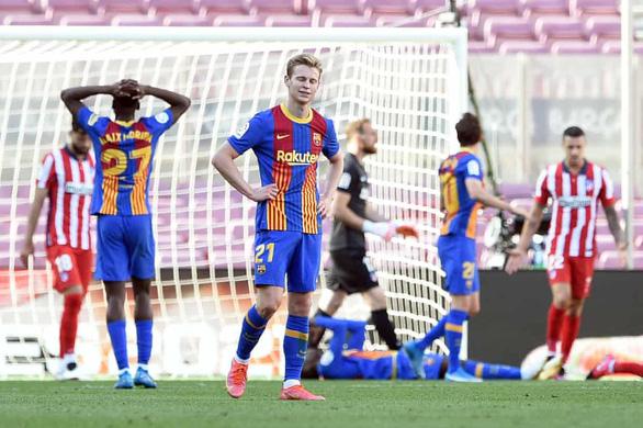 Barca chia điểm với Atletico Madrid ở trận chung kết sớm - Ảnh 4.