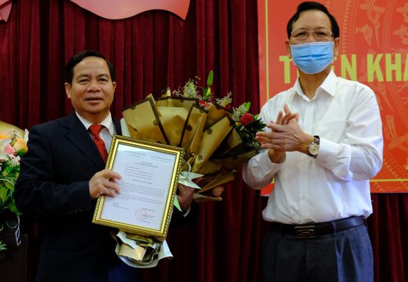 Ông Điểu K'Ré giữ chức phó bí thư Tỉnh ủy Đắk Nông - Ảnh 2.