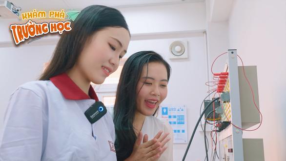 19h hôm nay 8-5, phát sóng Khám phá trường học tại ĐH Duy Tân - Ảnh 3.