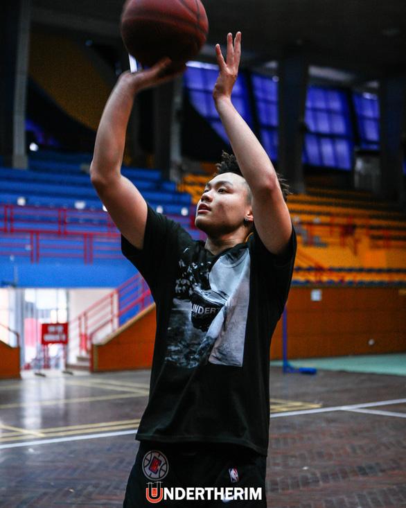 Saigon Heat cho mượn Melvin Phùng: Cho đi để nhận lại - Ảnh 1.