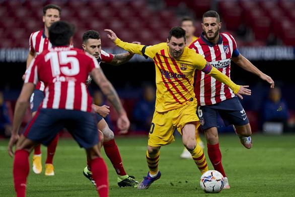Vòng đấu chung kết của La Liga - Ảnh 1.