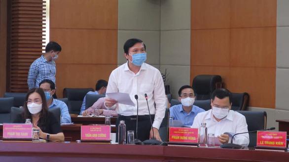 Giám đốc Sở Y tế Hải Phòng bị phê bình vì chậm trễ trong việc phòng chống dịch - Ảnh 1.