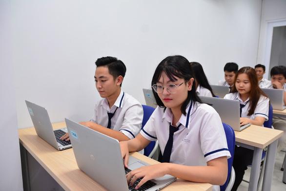 Trung cấp Công nghệ Thông tin Sài Gòn tuyển học sinh từ THCS - Ảnh 1.
