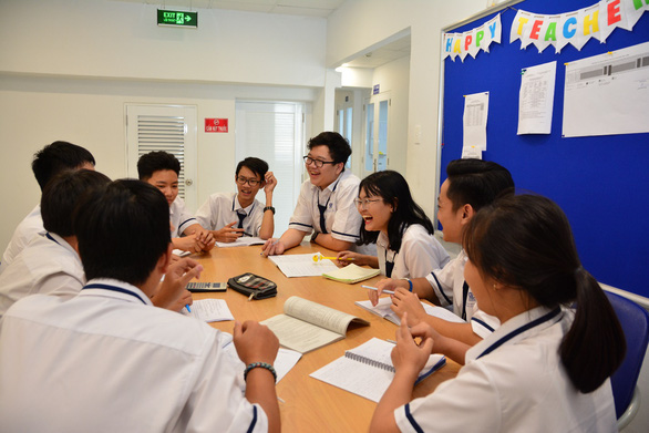 Trung cấp Công nghệ Thông tin Sài Gòn tuyển học sinh từ THCS - Ảnh 2.