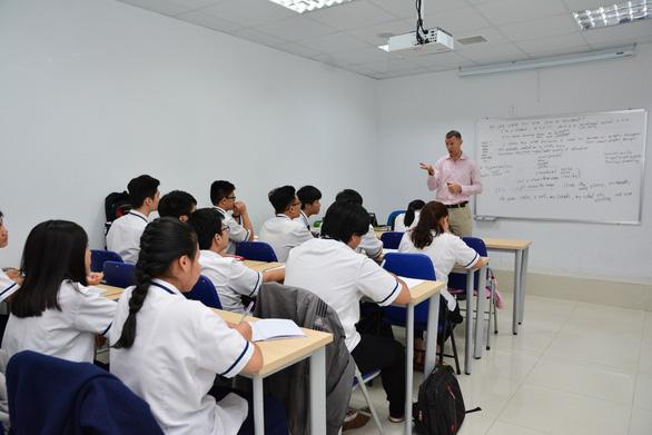 Trung cấp Công nghệ Thông tin Sài Gòn tuyển học sinh từ THCS - Ảnh 3.